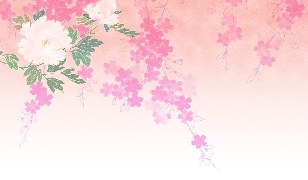 японские цветы картинки 3