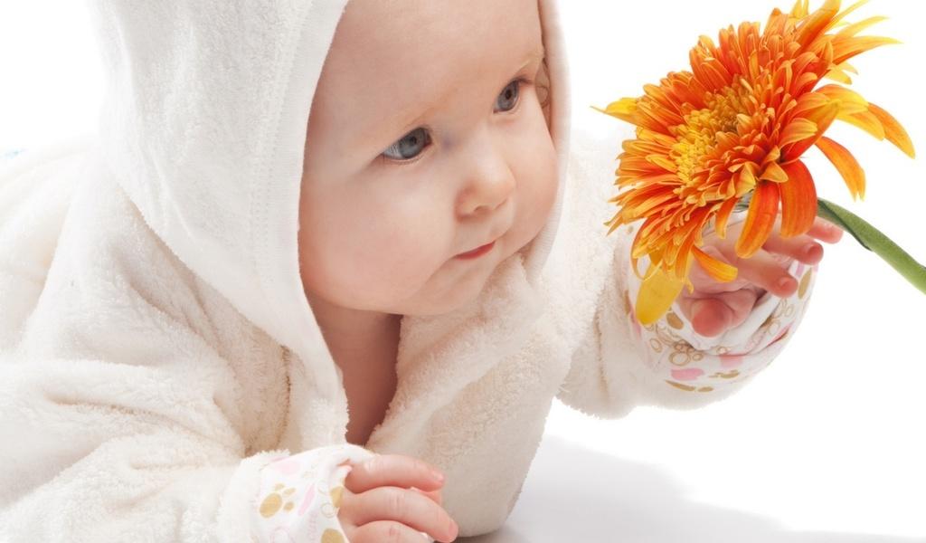 Маленький мальчик с цветами картинки 4