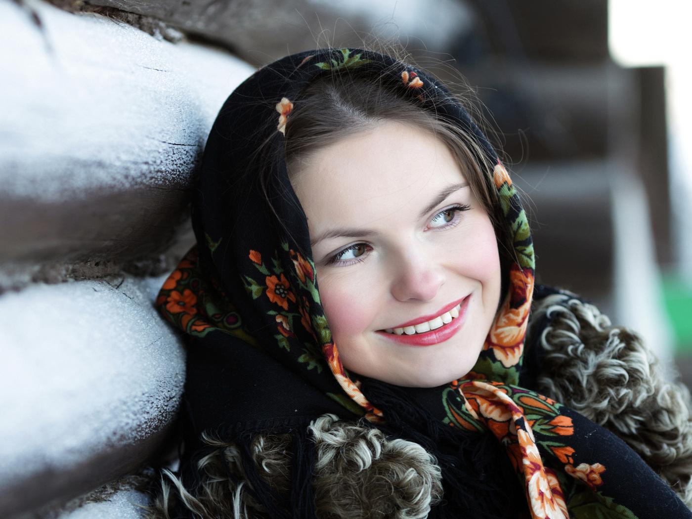 Фото русских девушек 5 фотография