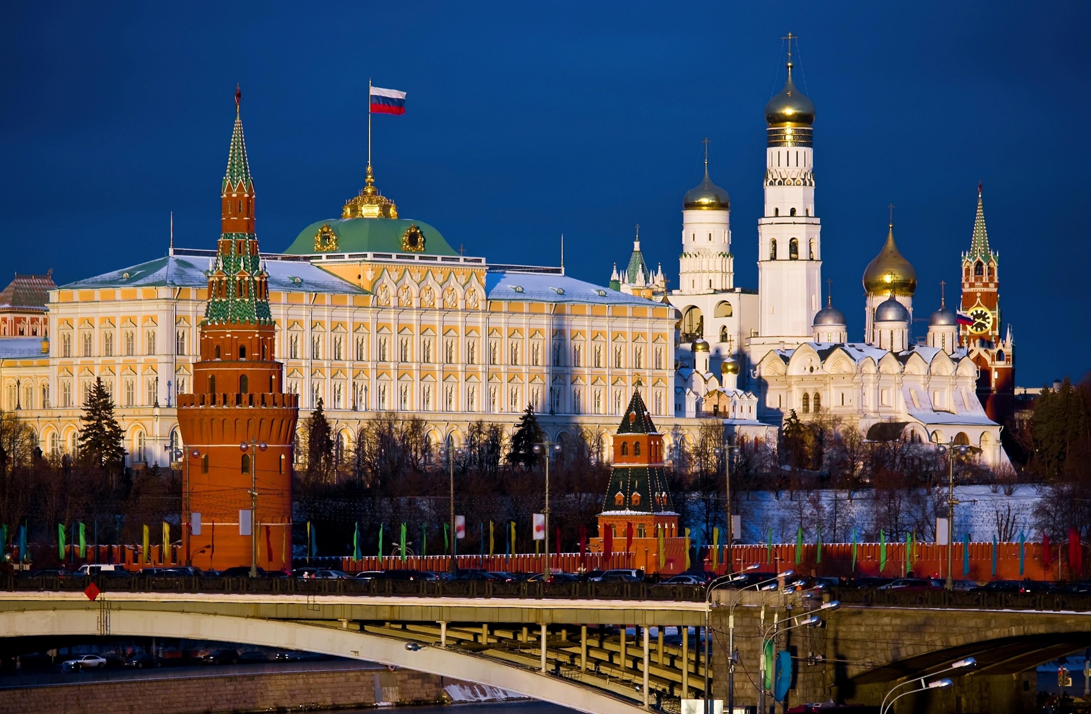 Обои moscow, кремль. Города foto 11