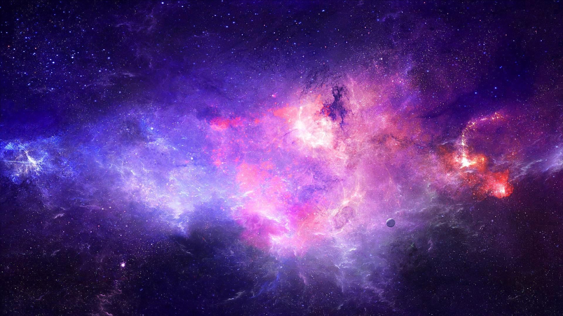 10 Latest 1080p Hd Space Wallpapers Full Hd 1080p For Pc: Обои планета, космос, туманность, Арт, звезды для рабочего