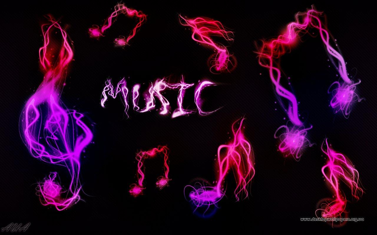 Шпалери музика ноти дим переглянути