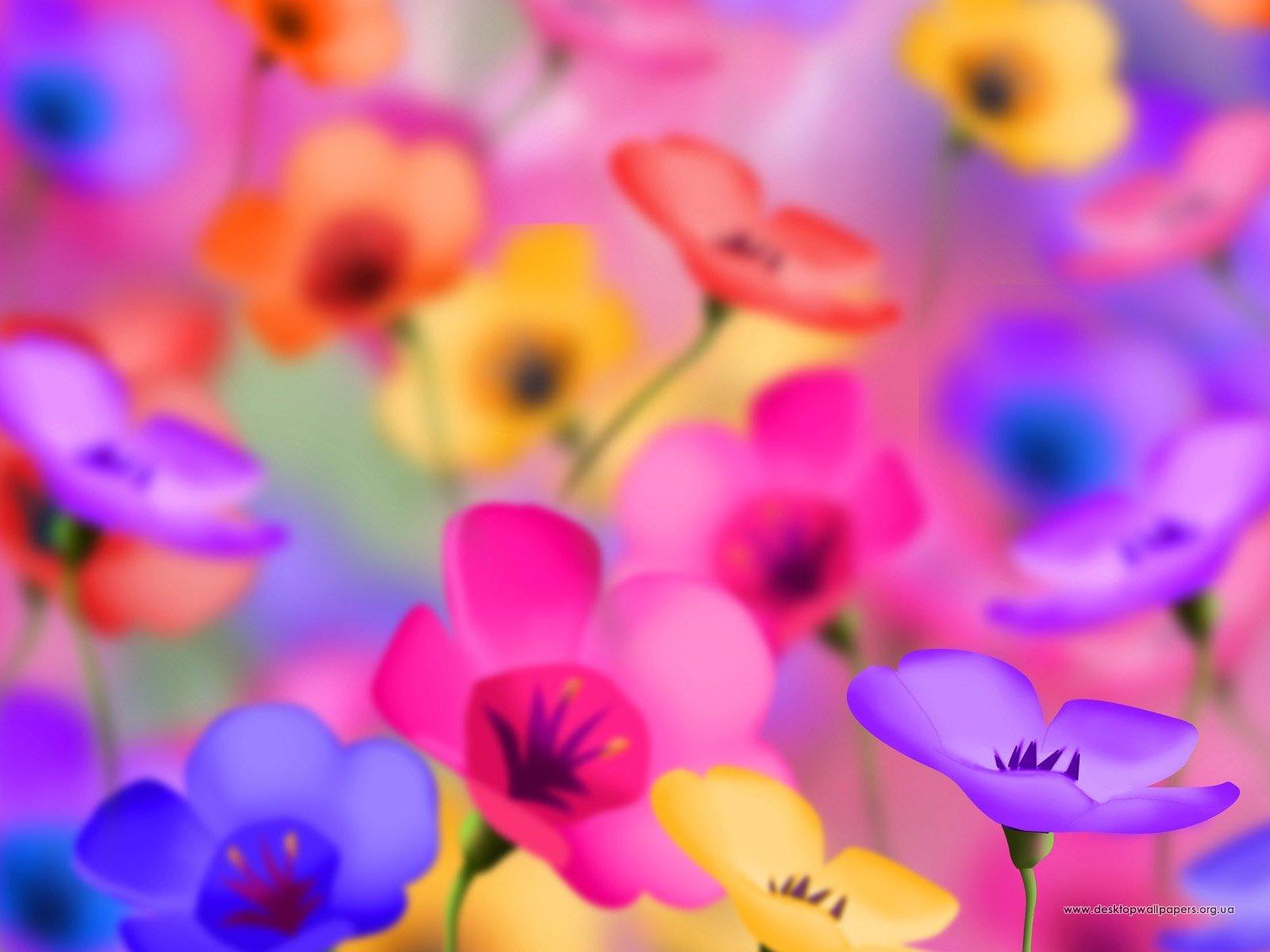 Шпалери квіти