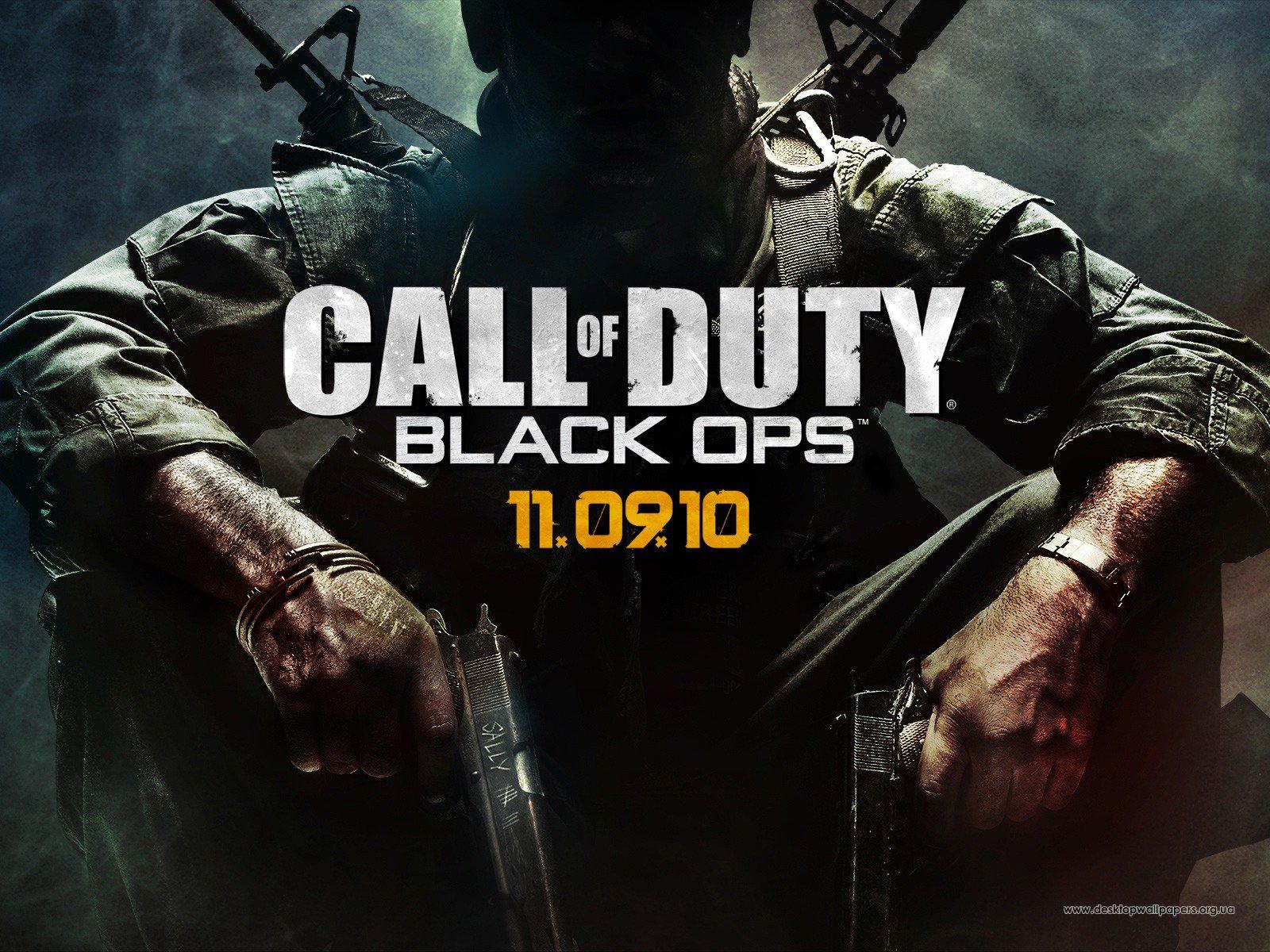 Официальный патч для Call of Duty Black Ops.