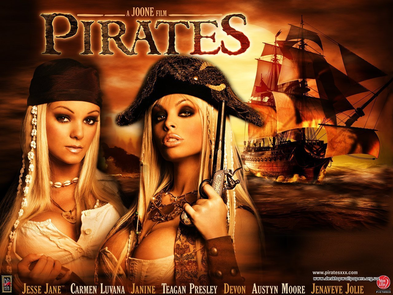 Pirates of caribbean porno and pussy photos nudes scenes