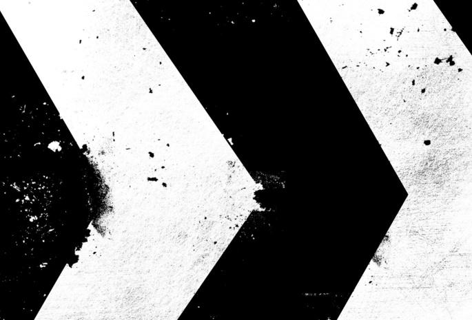 Черно белая картинка природа 5