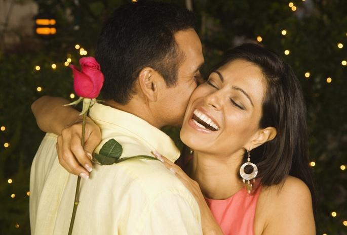 Счастье есть романтический вечер