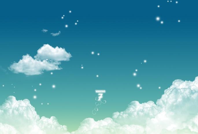 обои небеса: