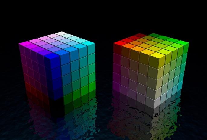 Кубик Рубика Картинки На Рабочий Стол