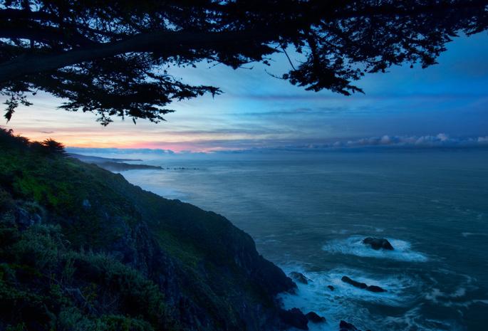 Скалы widescreen 2560x1600 вид море природа