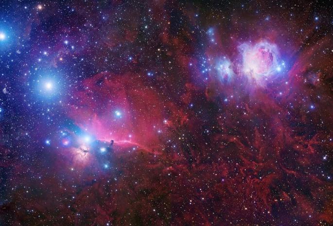 картинки для рабочего стола космос: