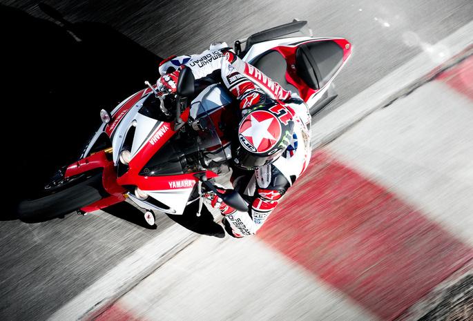 Yamaha yzf r1 2012 ben spies бен спис спортбайк
