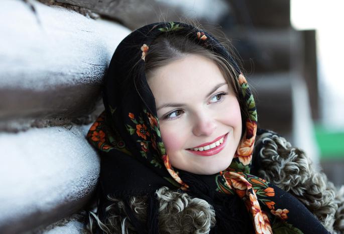 Почему в россии самые красивые девушки
