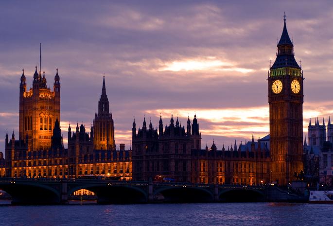 Лондон биг бен вестминстер башня