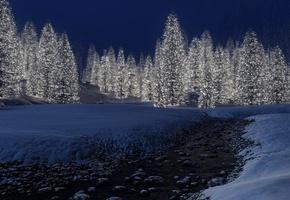 Картинки зима на рабочий стол 700 штук