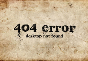 Ошибка 404, not found, desktop, ошибка, error 404