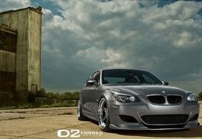21wheels, Bmw, m5, d2forged, e60