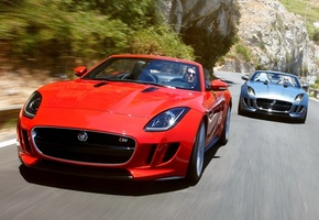 wallpapers, jaguar f-type, car, beautiful, automobile, desktop