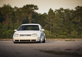 vw, gti, golf, Auto, volkswagen golf, volkswagen golf gti, cars, white, cars walls, tunig cars