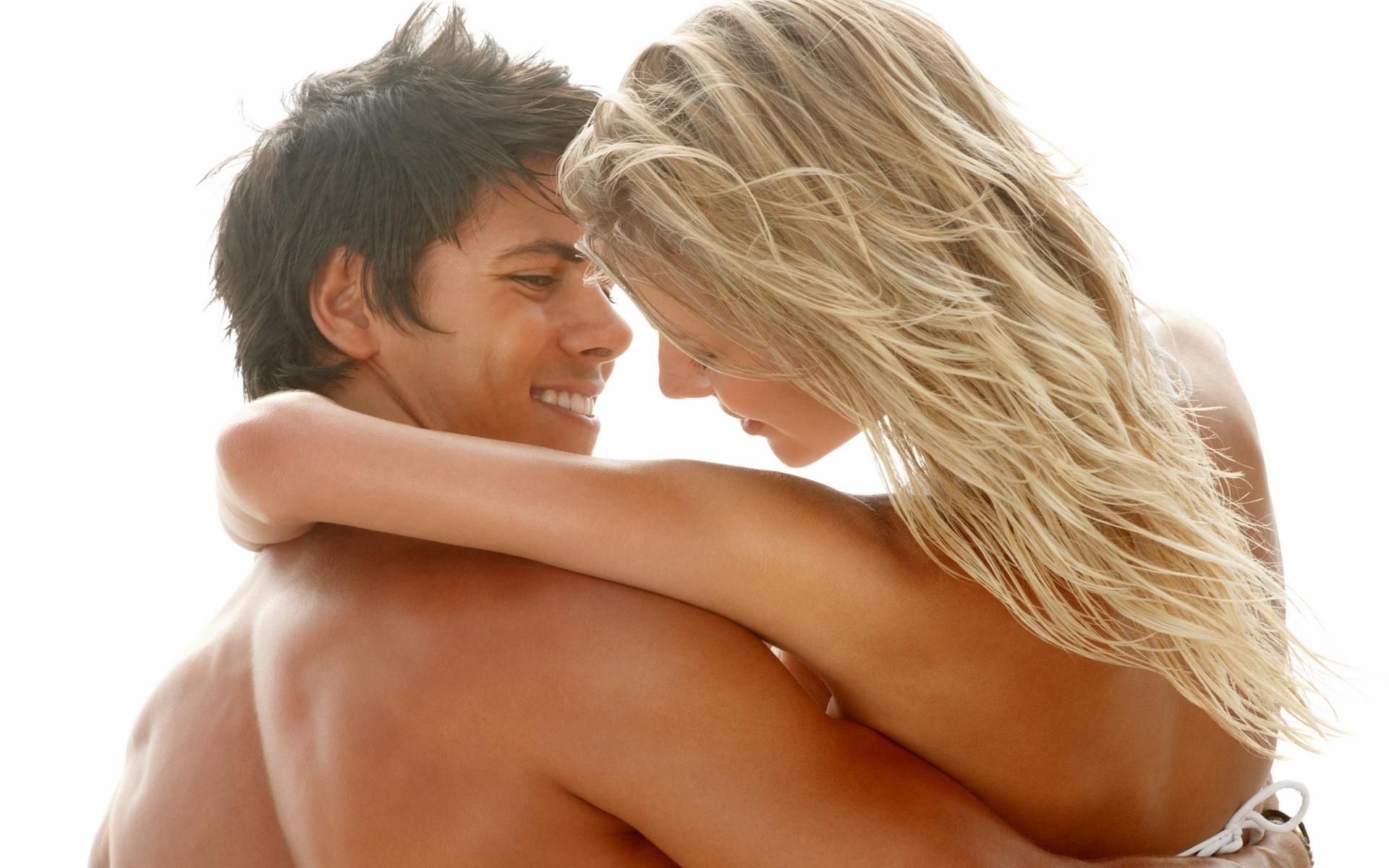 Фото красивых девушек с парнями блондинок 5 фотография