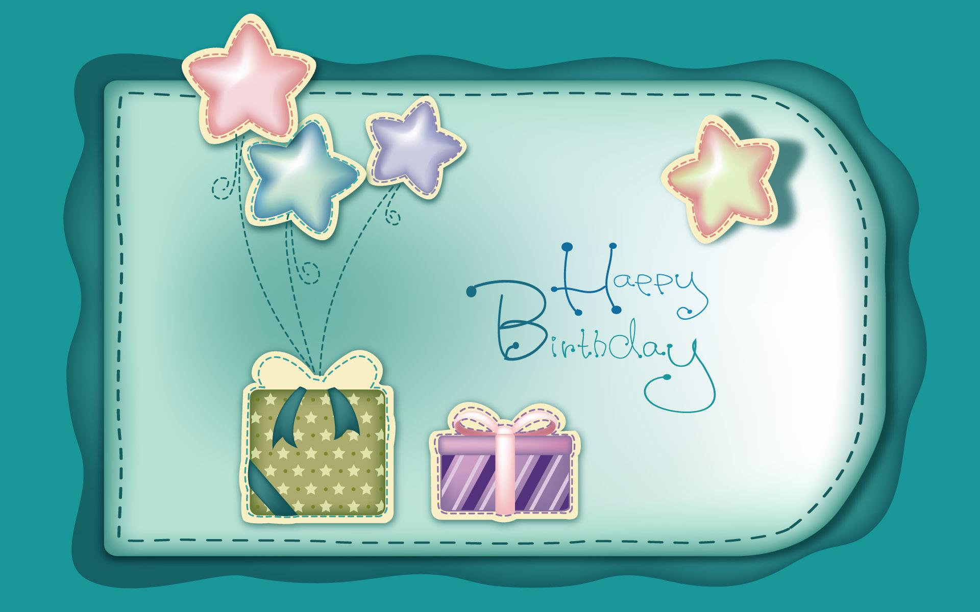 Необычные открытки на день рождения