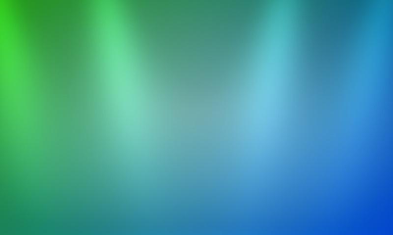 Fondo Azul Y Verde