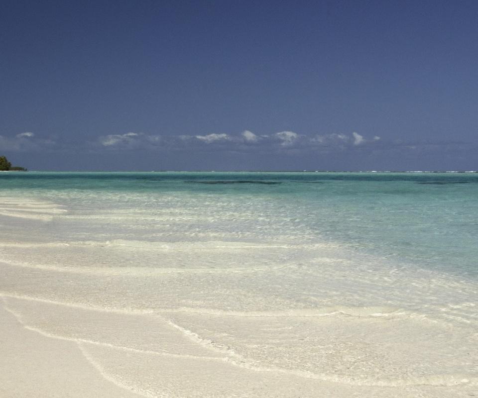 белый песочек, волны, ветерок, море,вода,пляж,лето,солнце,жара,настроение,песок, небо