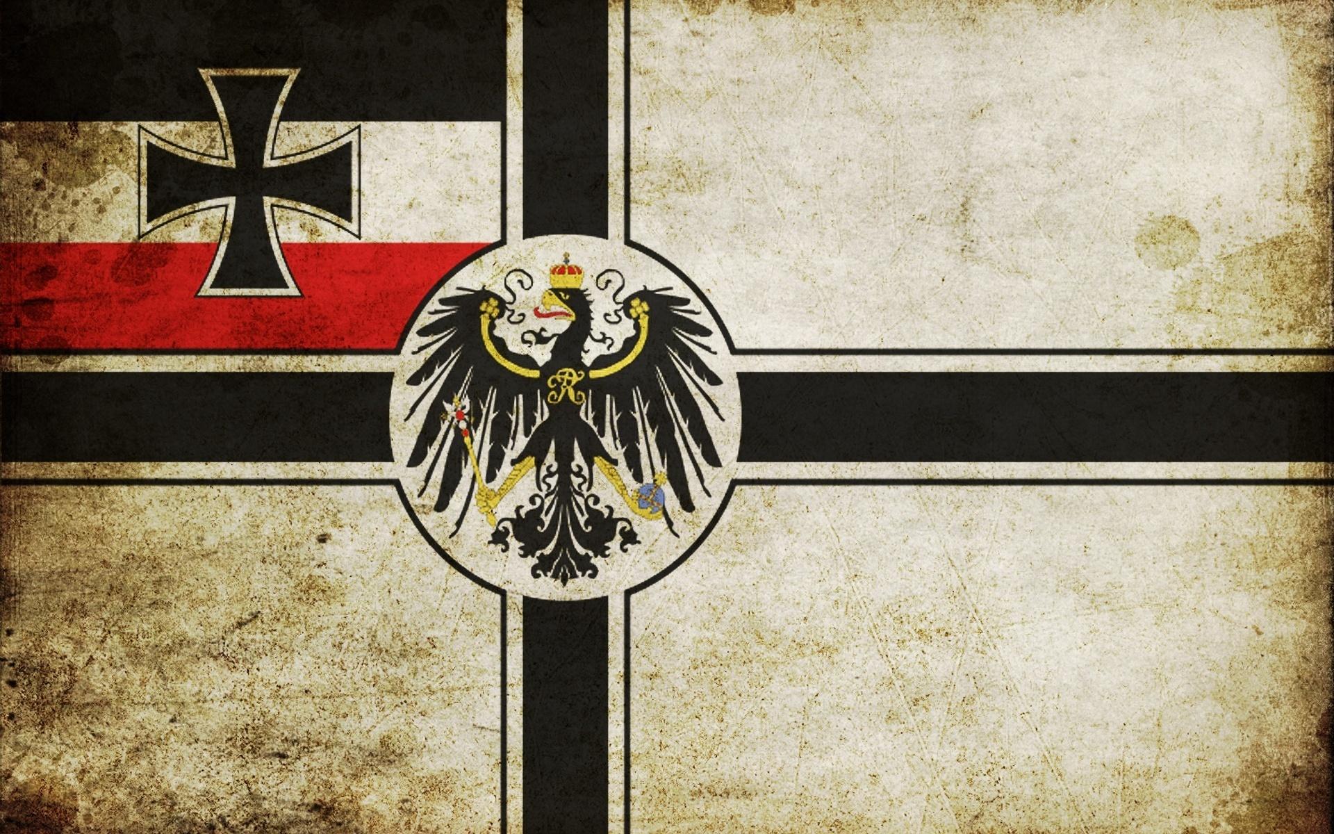 флаг, германия, орел, имперский военно-морской флаг германии периода 1871-1918, флаги