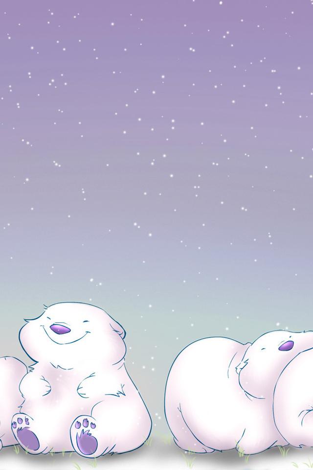 мишки картинки аниме: