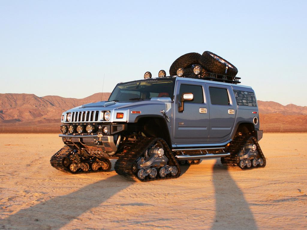 Обои Hummer: Авто, Hummer, …
