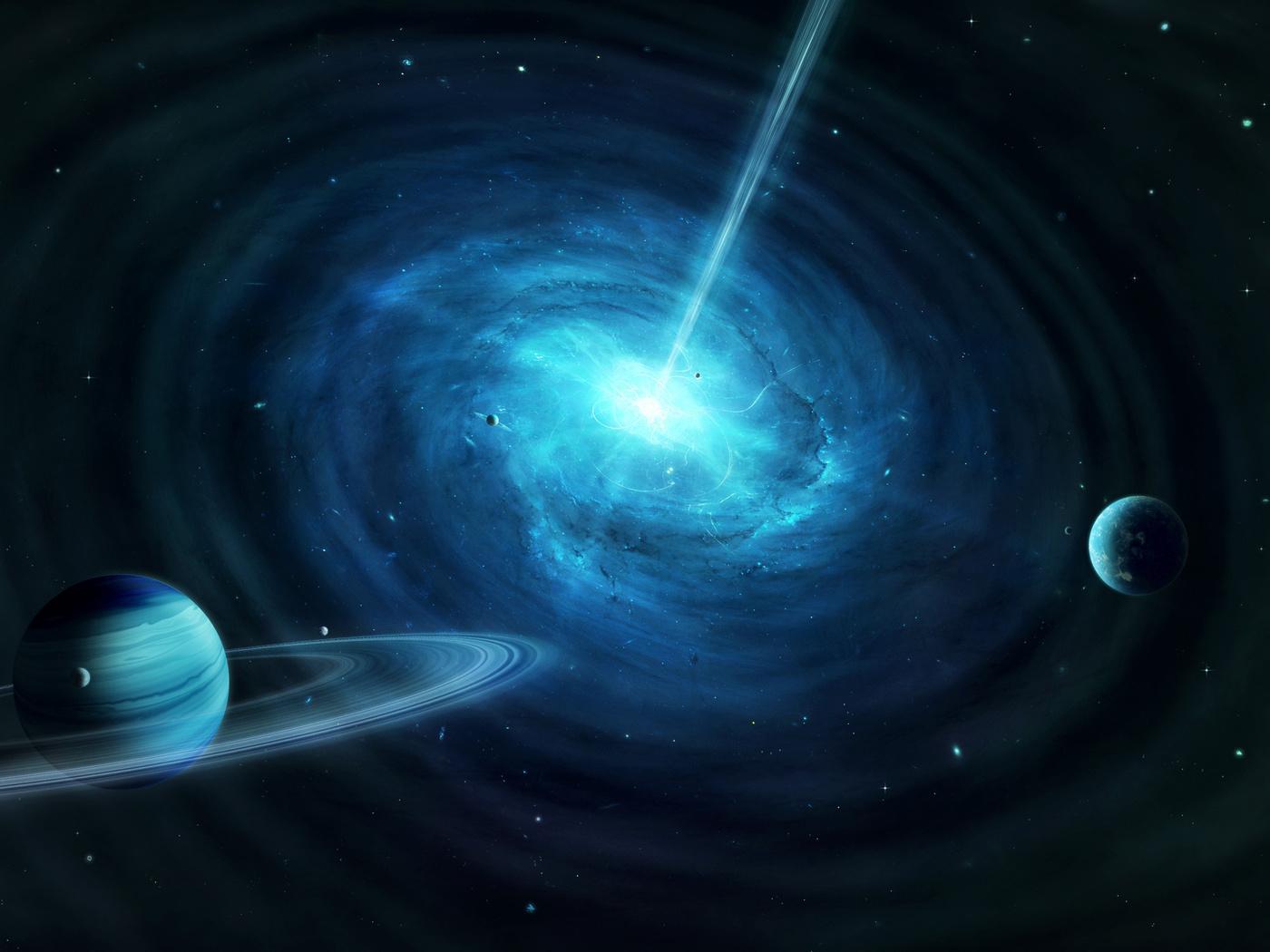 Планети космос взрив звезда