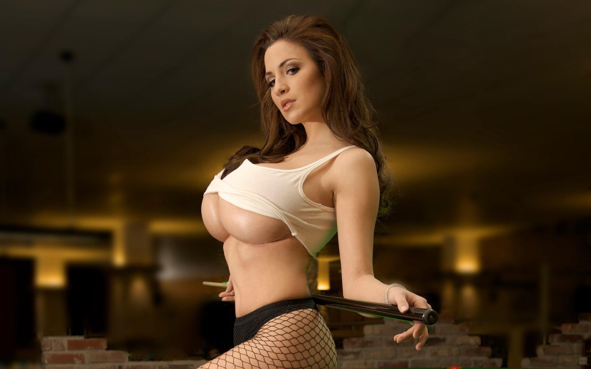 сексапильные с большой грудью в видео