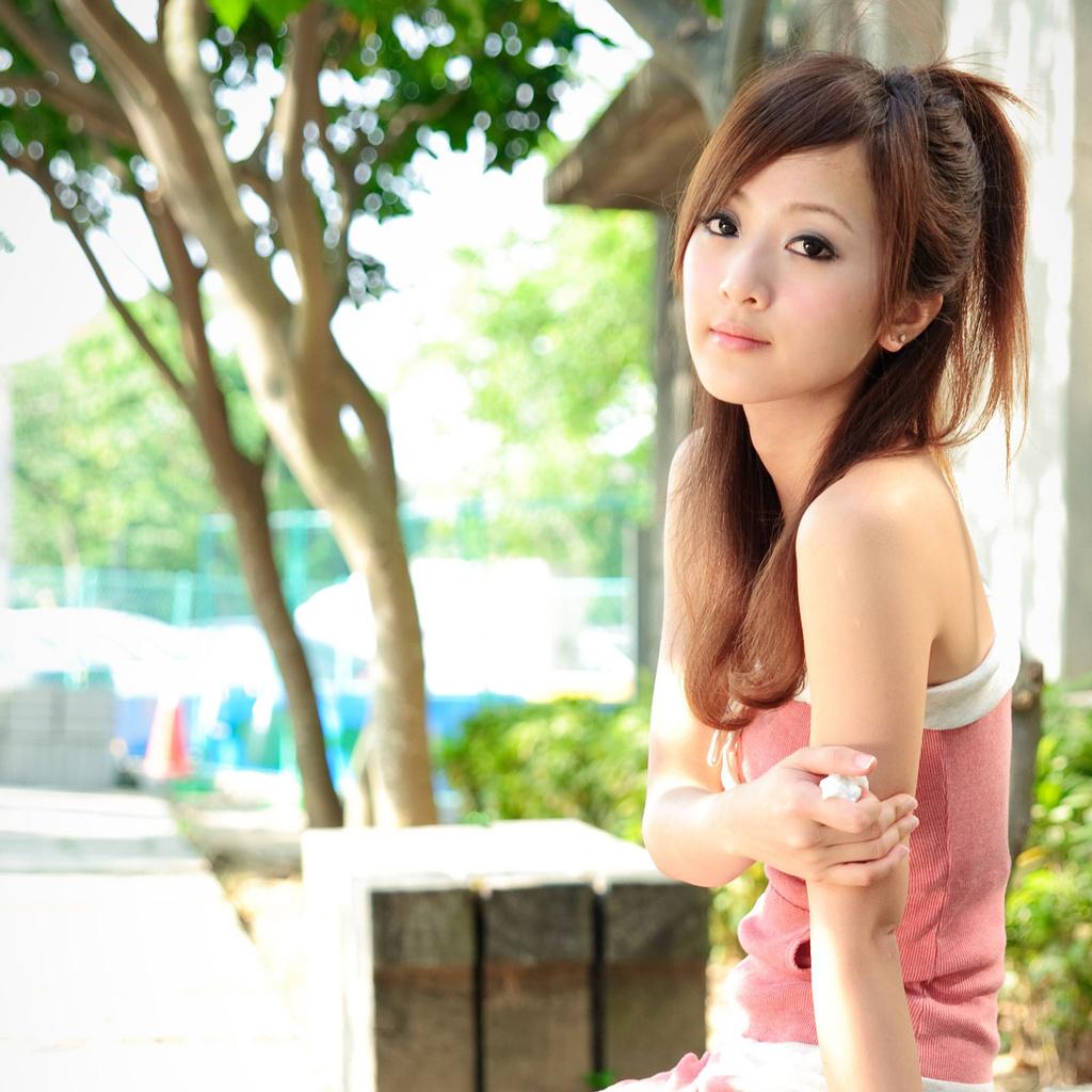 Японки на улице раздетые 19 фотография