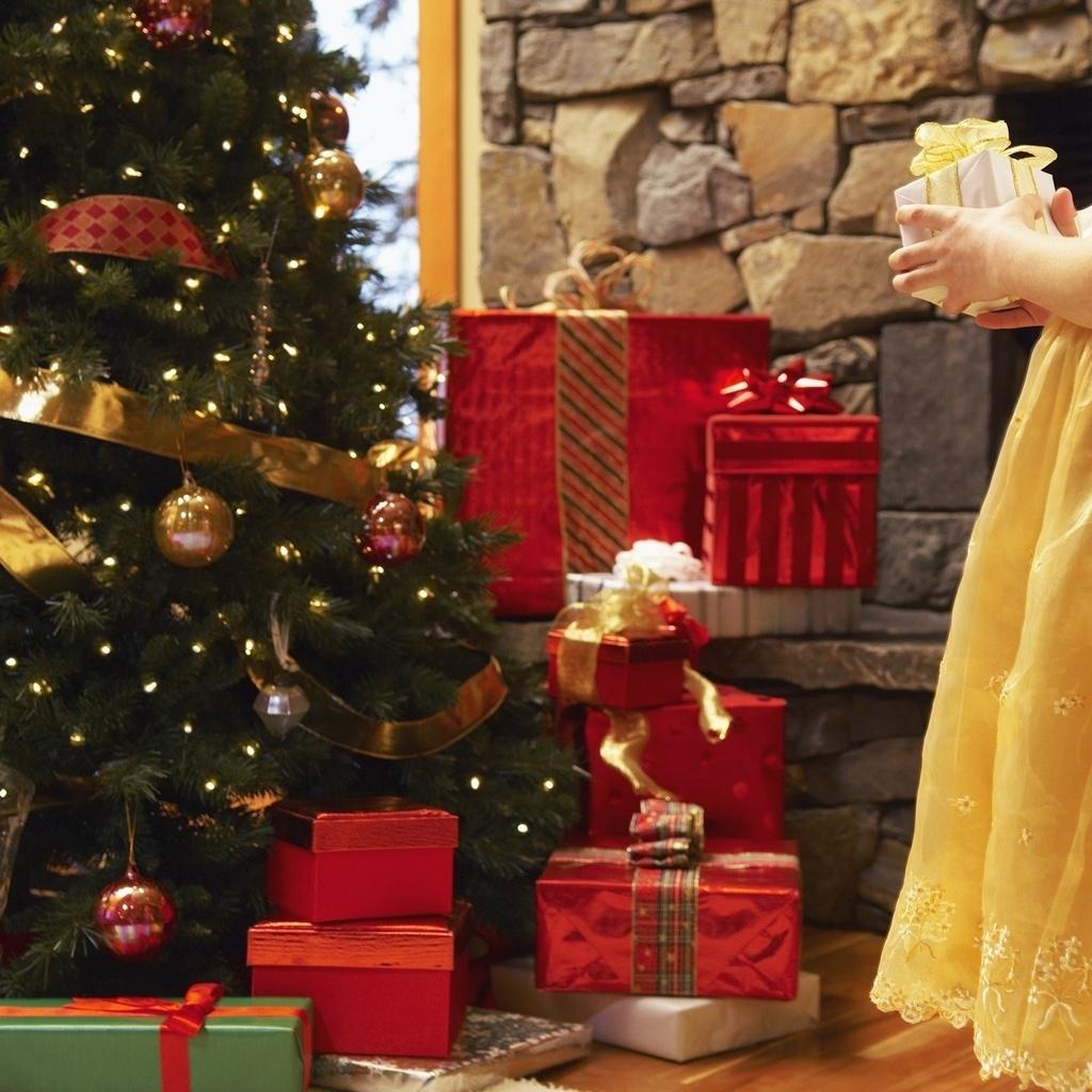 Фото актеров подарок к рождеству