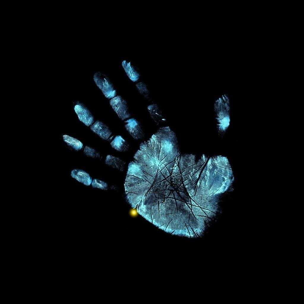 Рисунок на черном фоне своими руками