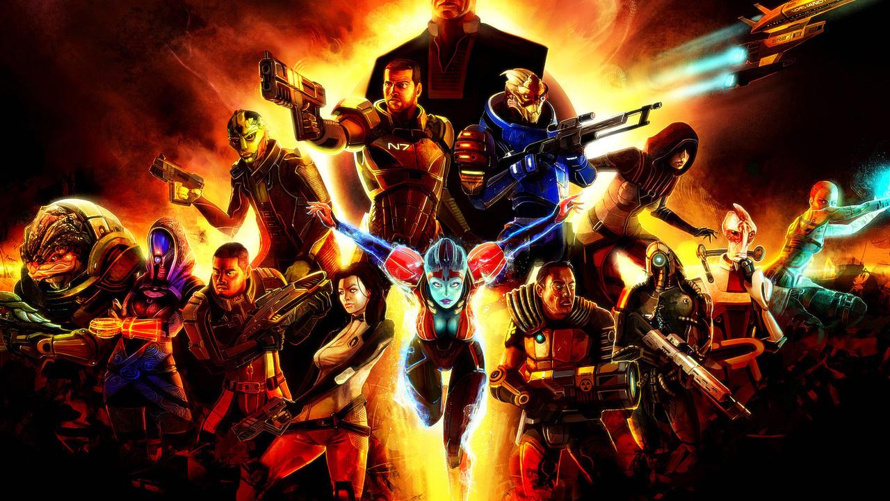 jack, Mass effect, шепард, фильмы, геройи,оружие,фэнтези,космический корабль,игры, шепард, mass effect, команда