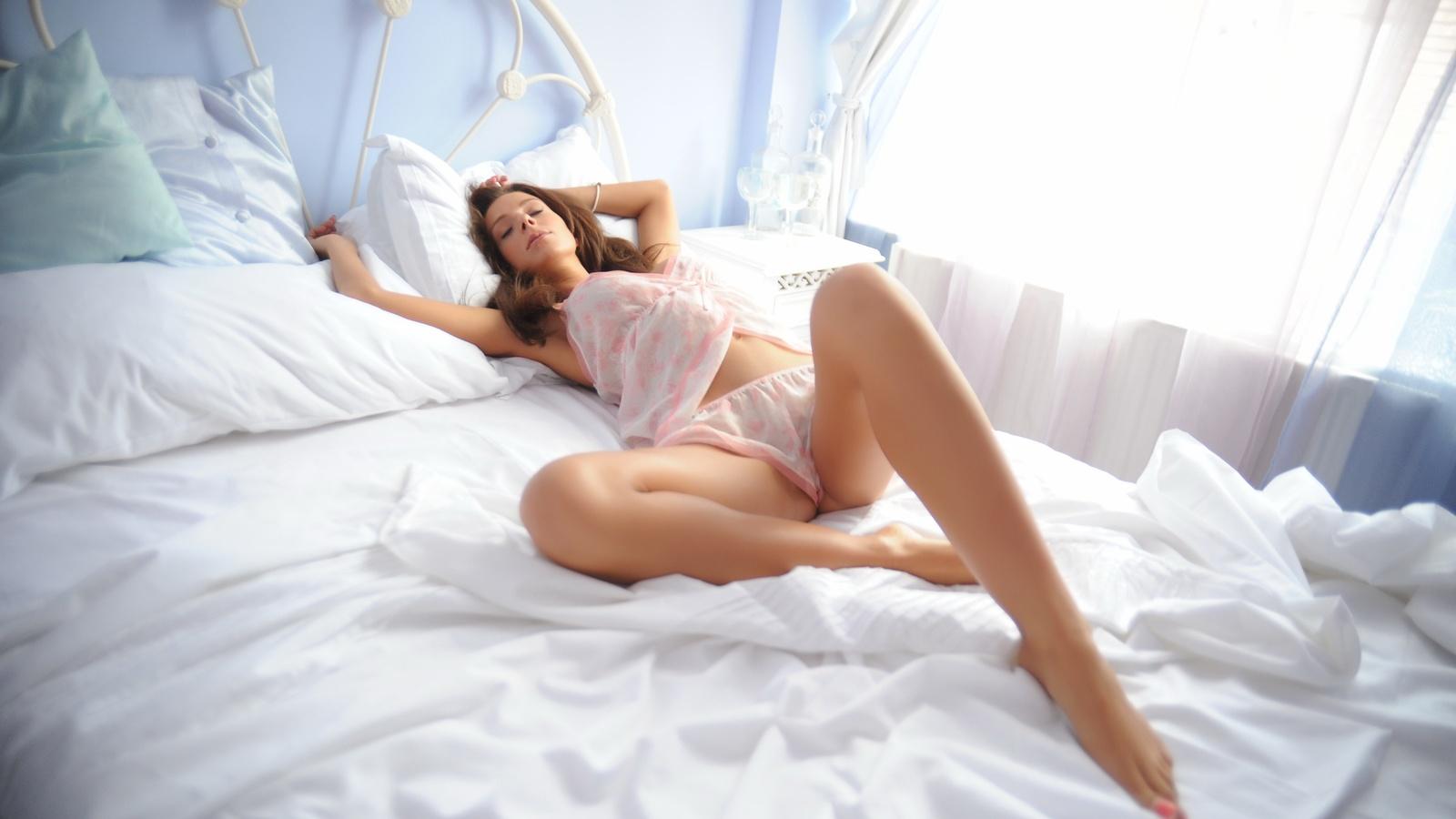 в спальне комфорт сон интим