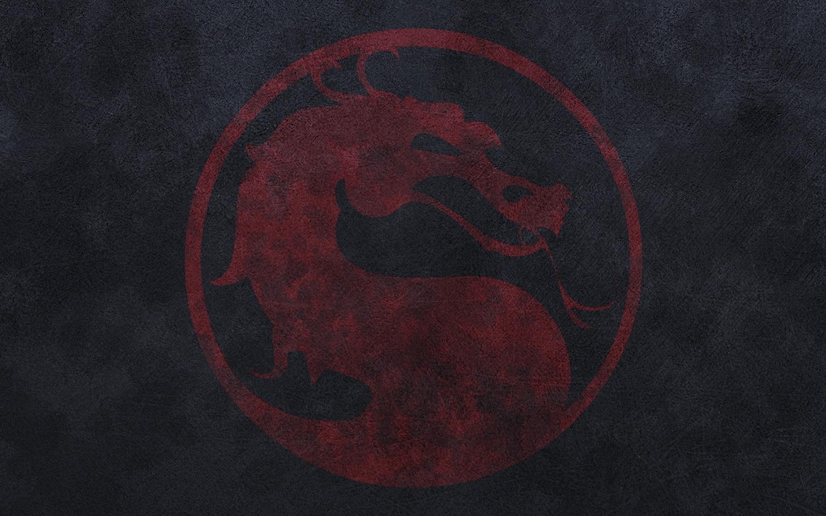 файтинг, значок, дракон, Mortal kombat, рисунки, аниме