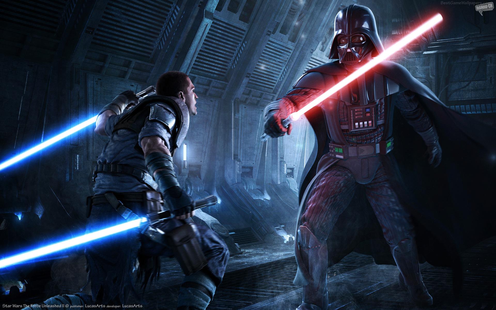 Star wars the force unleashed ii звёздные войны