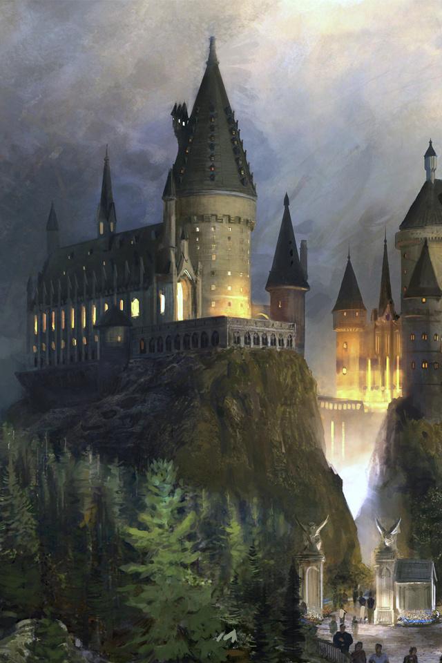 Есть ли в мире замки похожие на хогвартс