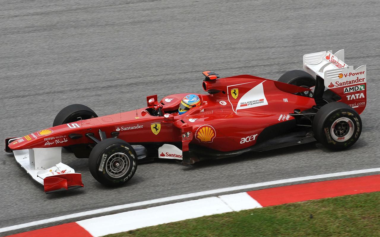 2011, формула 1, ferrari, fernando alonso, фернандо алонсо, Formula 1