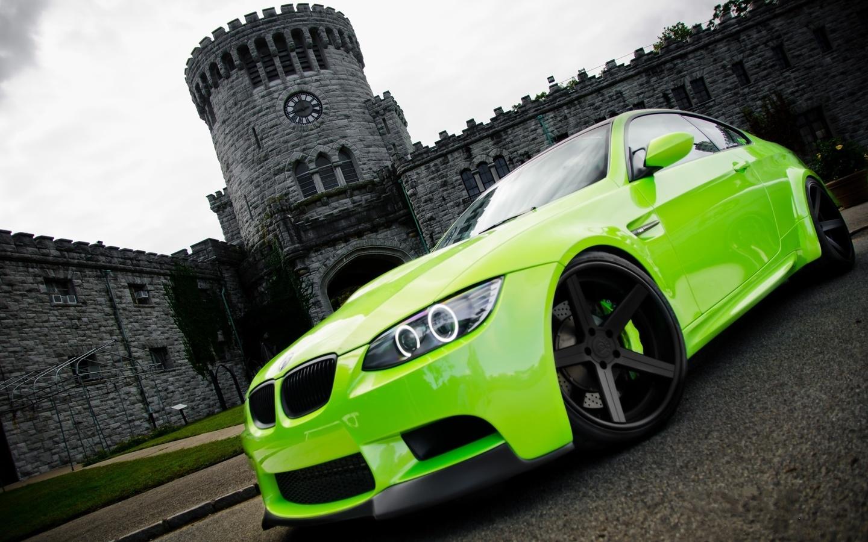 wallpapers, cars, фото, обои, зеленый, Auto, bmw m3