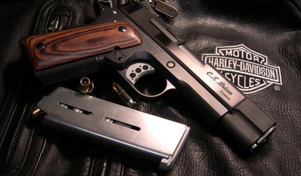 кольт, caspian arms ltd, 1911, Colt, патроны, обойма, m1911, кастом
