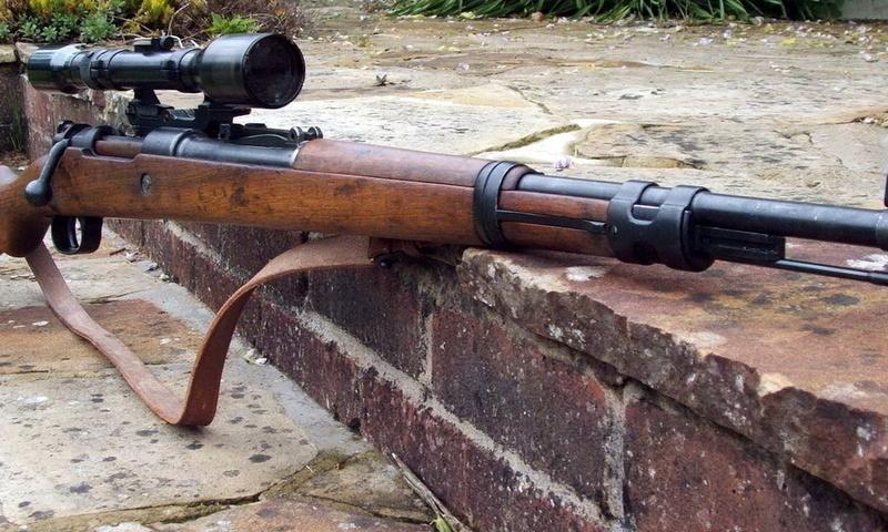 маузер, k-98, Mauzer