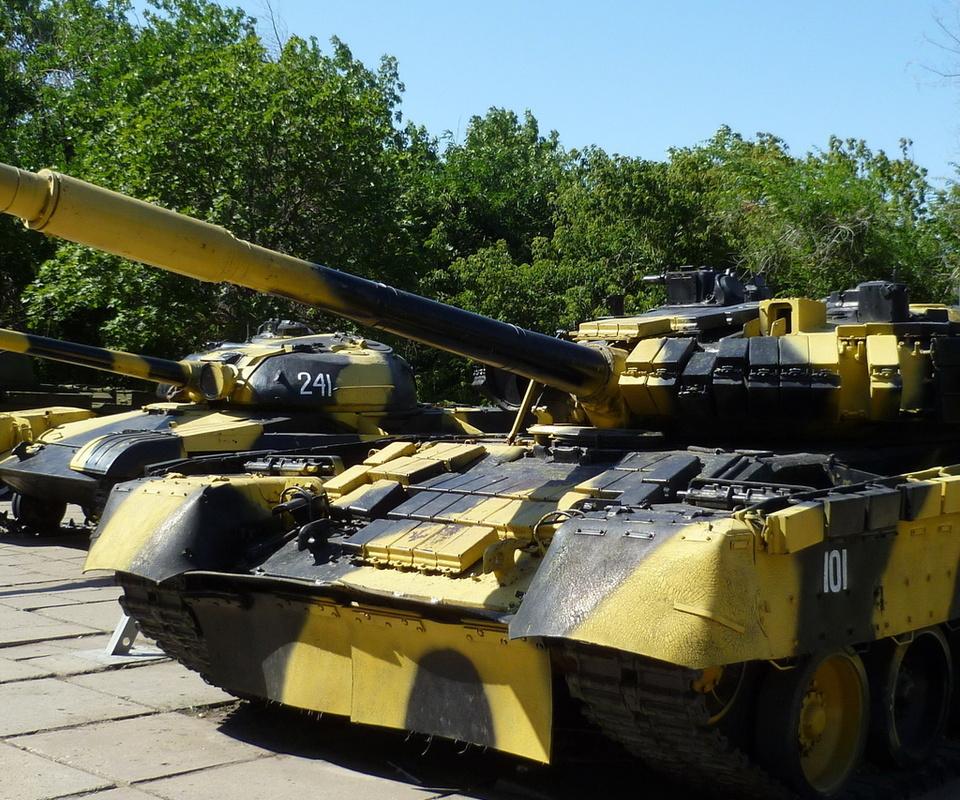 вооружение, россия, Танки