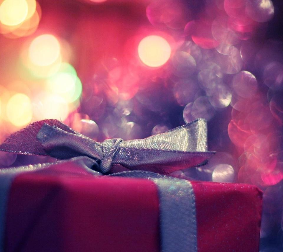 new year, сюрприз, праздник, малиновая, Подарок, новый год