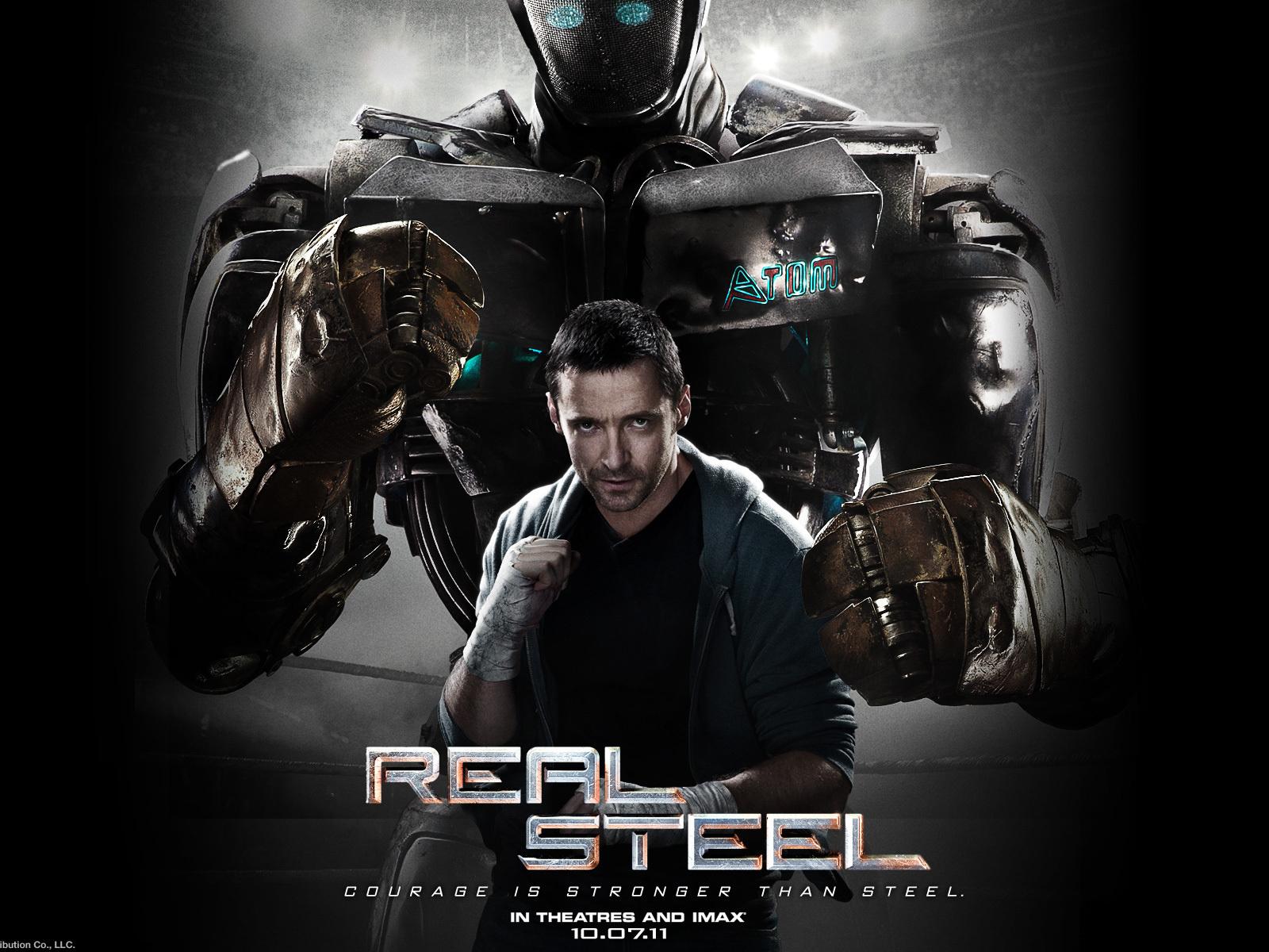 живая сталь, хью джекман, Real steel
