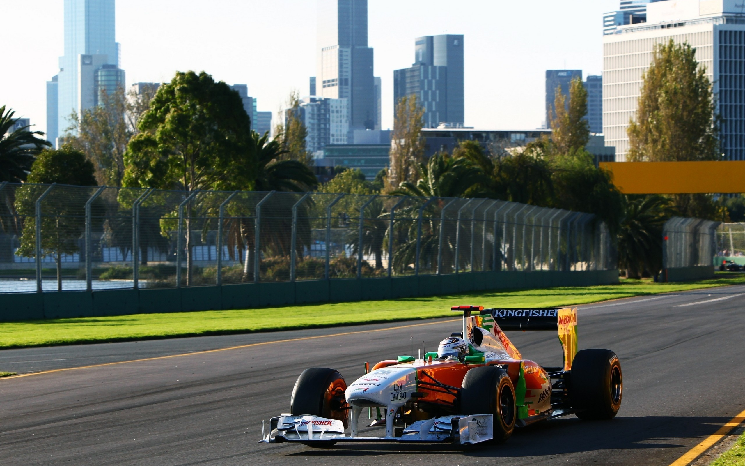 force india, F1, 2011, australiangp, andrian sutil, гран-при, австралия