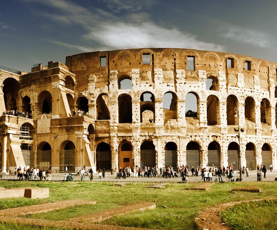 italy, рим, rome, colosseum, колизей, италия