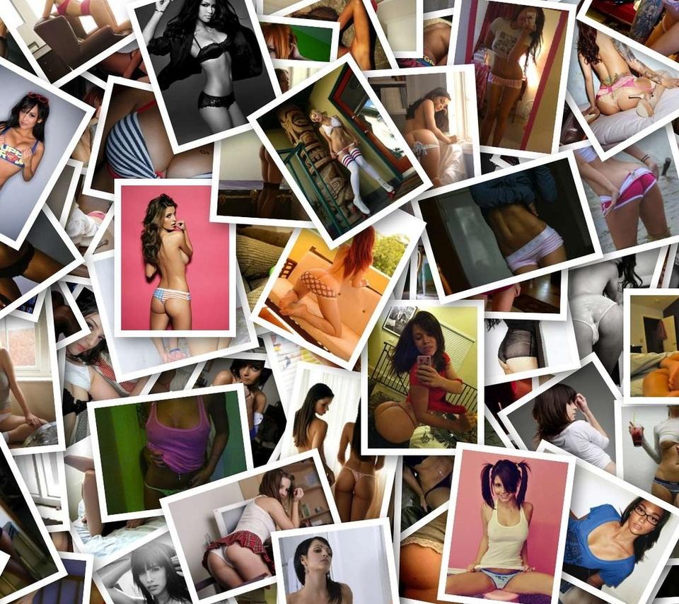 Фотоколлаж с эротикой 10 фотография